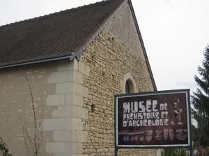 musée de préhistoire et darchéologie