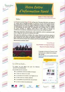 lettre information santé
